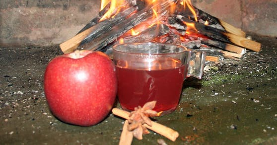Apfel-Punsch mit RUM by Krauss
