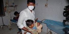 Indien: Mysteriöse Krankheit fordert Todesopfer