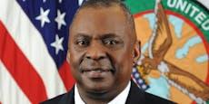Biden beruft ersten schwarzen Verteidigungsminister