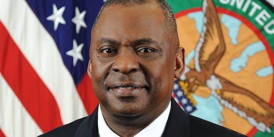 War Kommandant der US-Streitkräfte im Nahen Osten: General Lloyd Austin.