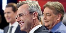 FPÖ-Hofer rechnet mit baldigen Neuwahlen
