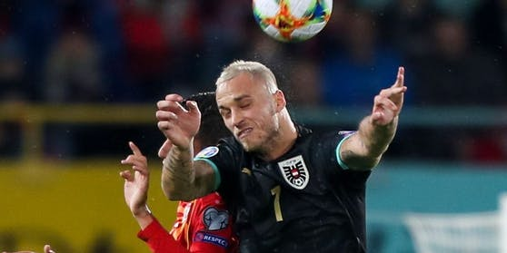 Marko Arnautovic kämpft um die WM-Teilnahme.