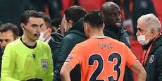 Paris gegen Istanbul nach Rassismus-Eklat abgebrochen