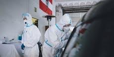 2.377 Neuinfektionen und 105 Tote am Shopping-Feiertag