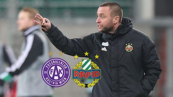 Steffen Hofmann ist offiziell Co-Trainer bei Rapid II.