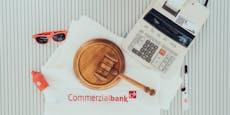 Jetzt kommt Commerzialbank-Inventar unter den Hammer