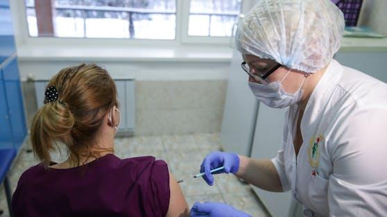 Am Sonntag werden in Wien die ersten Patienten geimpft.
