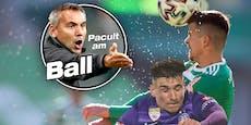 Pacult: Rapid und Austria zu unerfahren für die 2. Liga