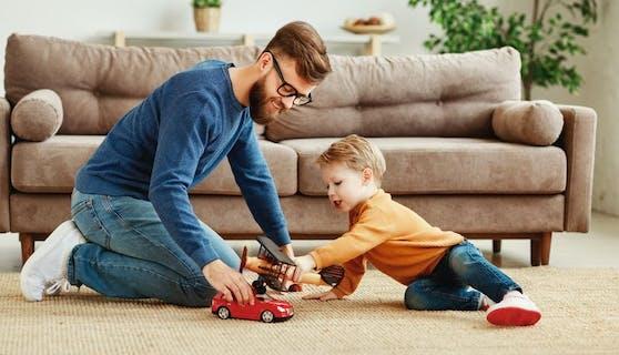 Kinderspielzeug kann Kinderohren dauerhaft schädigen. (Symbolbild).