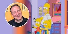 Palfrader borgt jetzt Homer Simpson seine Stimme