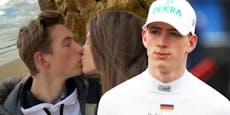 Schumacher-Sohn knutscht Freundin auf Instagram