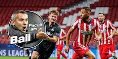 """Pacult: """"Spaniens bestes Team vor Salzburg gewarnt"""""""