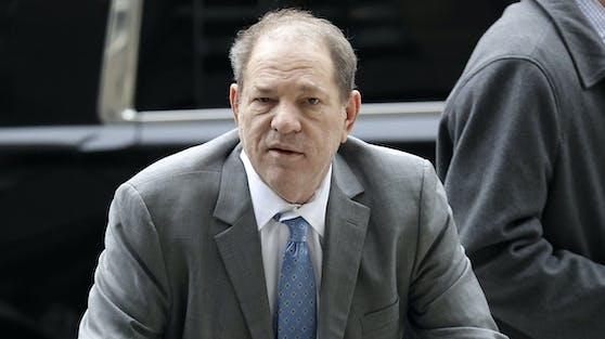 Filmproduzent Harvey Weinstein wurde 2020 wegen sexueller Nötigung und Vergewaltigung zu 23 Jahren Haft verurteilt.