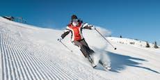 Skigebiete am Neujahrswochenende gut ausgebucht