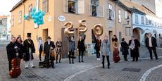Klangteppich in Baden zu Beethovens 250. Geburtstag
