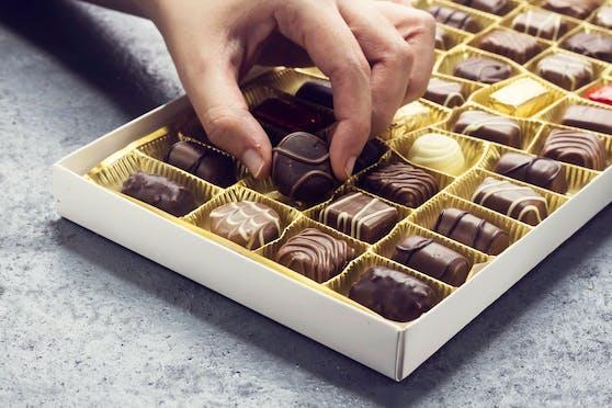 Schokolade soll die Produktivität der Coronaviren minimieren können.