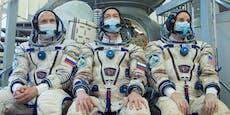 Russland will seine Astronauten als Erste impfen