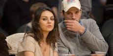 """Eklig? Mila Kunis: """"Geduscht wird bei uns selten"""""""
