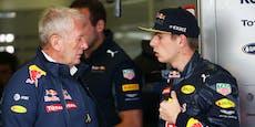 Red-Bull-Boss watscht Verstappen wegen Schimpferei ab