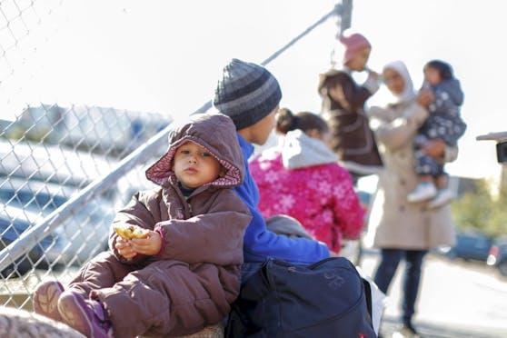 Zwischen 2018 und 2020 sind in Europa über 18.000 geflüchtete Kinder spurlos verschwunden. (Symbolbild)