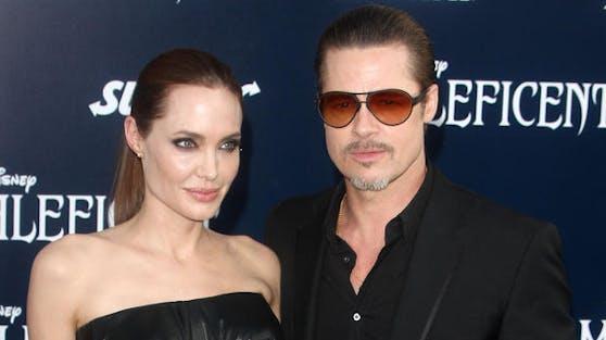 Brad Pitt und seine Exfrau Angelina Jolie stecken mitten im Sorgerechtsstreit um ihre Kinder.