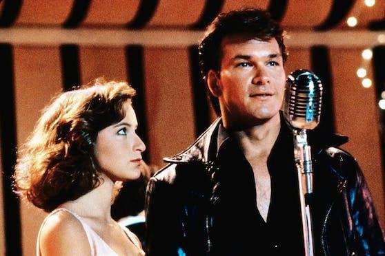 """In """"Dirty Dancing"""" begeistern Jennifer Grey und Patrick Swayze seit 1987 ein Millionenpublikum."""