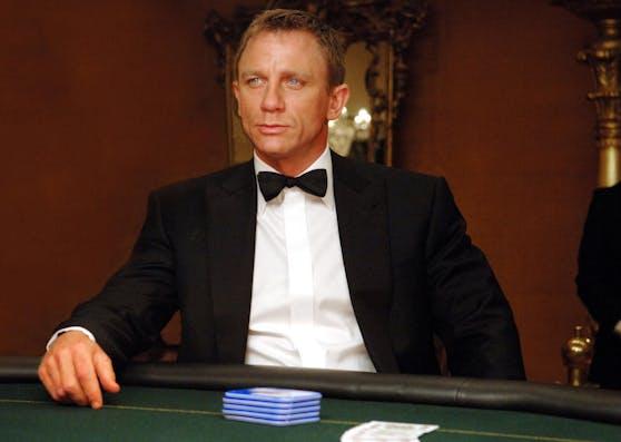 "Daniel Craig in ""Casino Royal""."