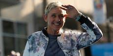 Ellen will sich in ihrer Talkshow entschuldigen