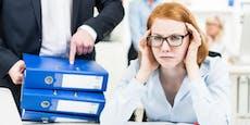 So verändert dich ständiger Stress in der Arbeit