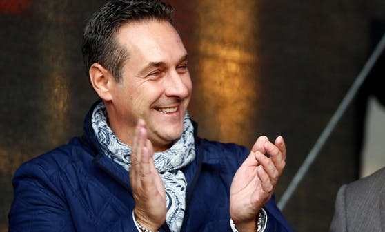 Ex-Vizekanzler Heinz-Christian Strache soll bei Novomatic-Alleinaktionär Johann Graf lobende Worte über Peter Sidlo gefunden haben.