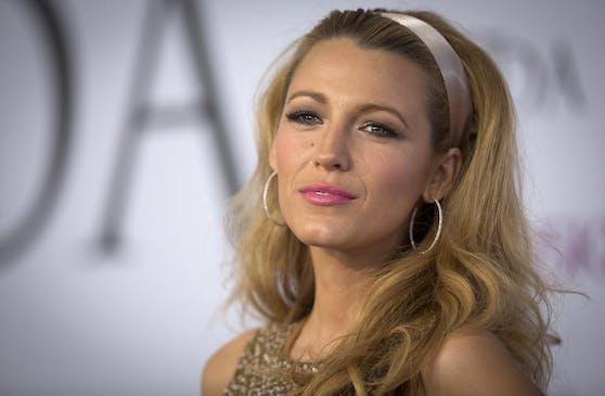 """Blake Lively wurde mit der Serie """"Gossip Girl"""" berühmt."""