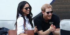 Buch enthüllt: So litten Harry und Meghan als Royals