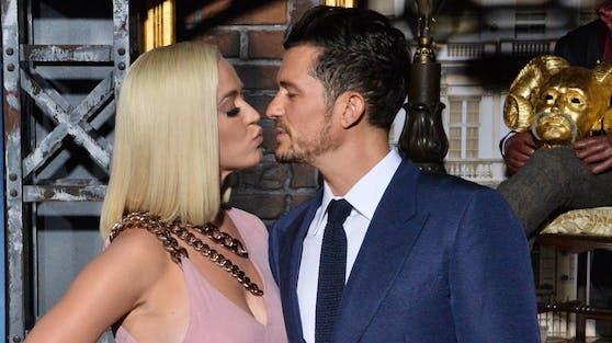 Katy Perry und Orlando Bloom sind im August zum ersten Mal Eltern geworden. Ihren Instagram-Wahlsong widmen sie ihrer Tochter Daisy Dove.