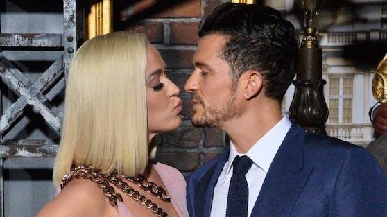 Katy Perry und Orlando Bloom haben entzückenden Familienzuwachs bekommen. Ihre Tochter Daisy Dove erblickte letzte Woche das Licht der Welt.