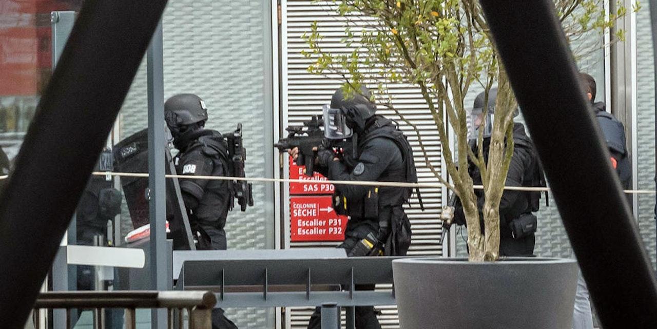 Terroranschlag Heute