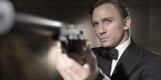 """Daniel Craig schlüpft ein letztes Mal in die Hauptrolle des Geheimagenten """"James Bond"""""""