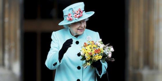 Queen Elizabeth II. wird Bierbrauerin