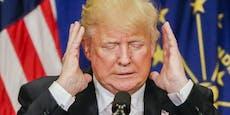 Rassismus-Vorwürfe! Trump muss Wahlkampf verschieben