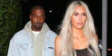 Kim Kardashian will das alleinige Sorgerecht