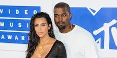 """Beängstigend"": Kim pflegte corona-kranken Kanye"