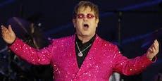 Ex-Frau verklagt Elton John auf 3 Millionen Pfund