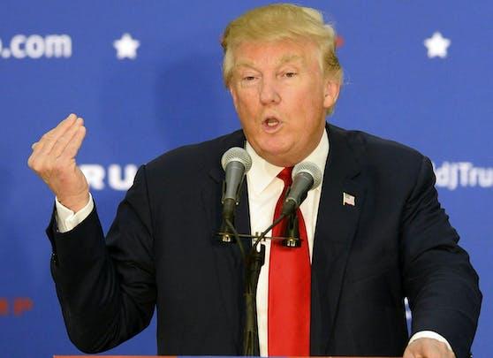 Beiträge des Wahlkampfteams von US-Präsident Donald Trump wurden am 18. Juni 2020 von Facebook gelöscht.