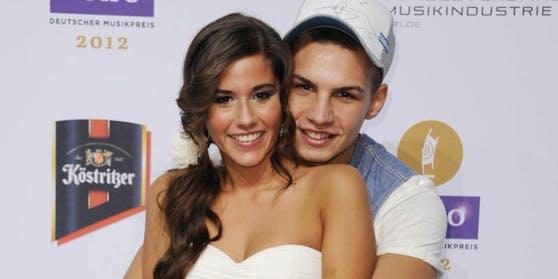 Sarah und Pietro Lombardi waren fünf Jahre lang ein Paar. Sie haben einen gemeinsamen Sohn namens Alessio.
