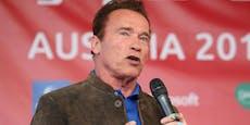 Schwarzenegger spricht erstmals über Prügel in Kindheit