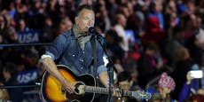 Springsteen betrunken am Steuer: Jeep stoppt Werbedeal