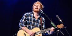 Ed Sheeran positiv auf Corona getestet