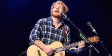 Sheeran will nicht, dass erste Demo-CD versteigert wird