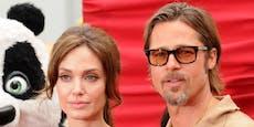 Streit mit Jolie: Pitt will mehr Zeit mit seinen Kids