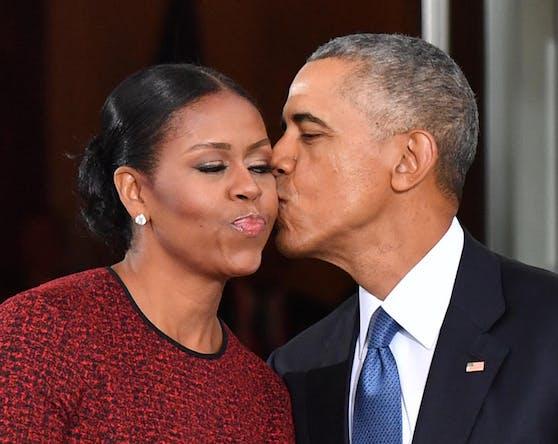 Auch Michelle und Barack Obama machten Beziehungskrisen durch.
