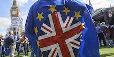 """""""Dunkler Schatten"""" über neuer Brexit-Verhandlungsrunde"""